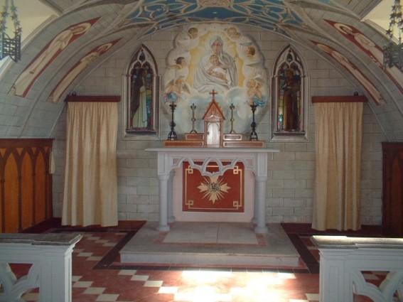 Orkney Italian Chapel 6 Custom