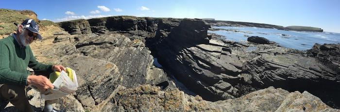 Relaxing below the Whalebone