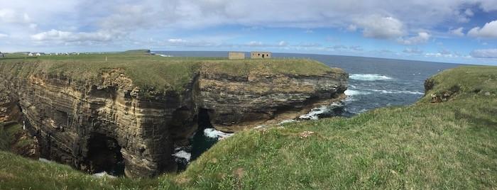 St Magnus Way panorama