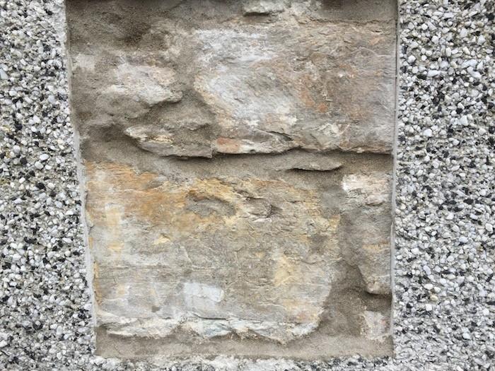 Manse Stonework