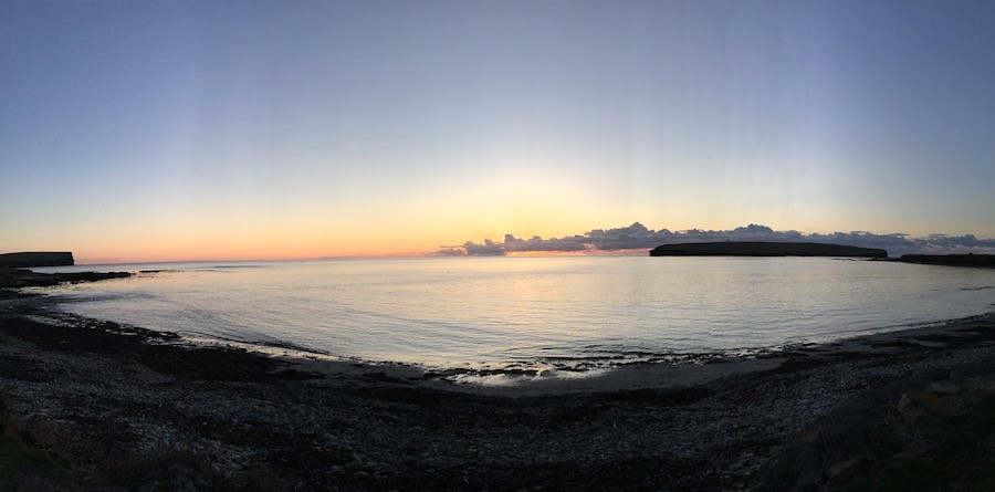 BB Easter Sunset